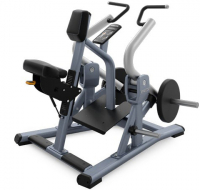 PRECOR Discovery Series Plate Loaded Line Seated Row 309