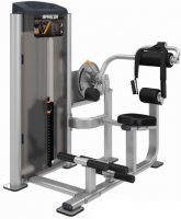 PRECOR Vitality Series Abdominal/Back Extension C028ES