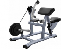 PRECOR Discovery Series Plate Loaded Line Biceps Curl 520