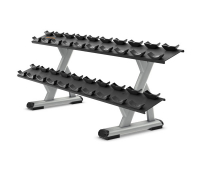 PRECOR Discovery Dumbbell Rack – 10 Pair DBR812