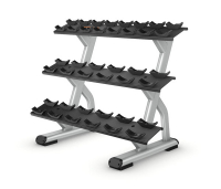 PRECOR Discovery Beautybell Rack – 10 Pair DBR813