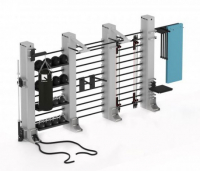 PRECOR Queenax 2D Wall Solution 4.75m PWRQFT40475QWT101