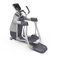 PRECOR Experience™ Series Adaptive Motion Trainer® AMT 733 Fixed Height