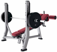 LIFE FITNESS Signature Bench-Rack Olympic Decline Bench SODB