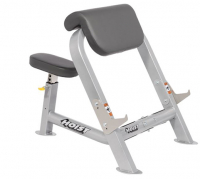 HOIST Home Bench Systems/Freeweight Products Preacher Curl HF-4550