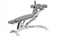 HOIST Commercial Freeweight Line Ab Bench CF-3264