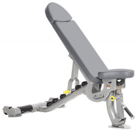 HOIST Commercial Freeweight Line Flat/Incline Bench CF-3160