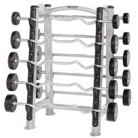 HOIST Commercial Freeweight Line Bar Rack CF-3465