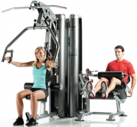 TUFF STUFF Apollo 7000 Multi Gym System 2-Station AP-7200
