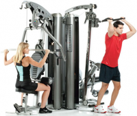 TUFF STUFF Apollo 7000 Multi Gym System 3-Station AP-7300