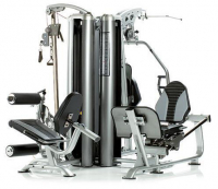 TUFF STUFF Apollo 7000 4-Station Multi Gym System AP-7400