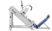HOIST Commercial Freeweight Line Angled Linear Leg Press CF-3355
