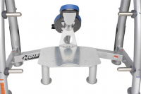 HOIST Commercial Freeweight Line Olympic Bench Spotter Stand CF-OPT-01